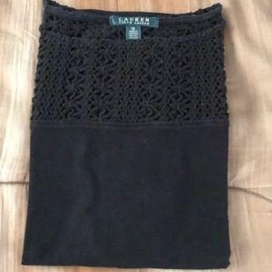 ❤️ BUY 2 GET 1 ❤️ Sleeveless Lace Detail Shirt